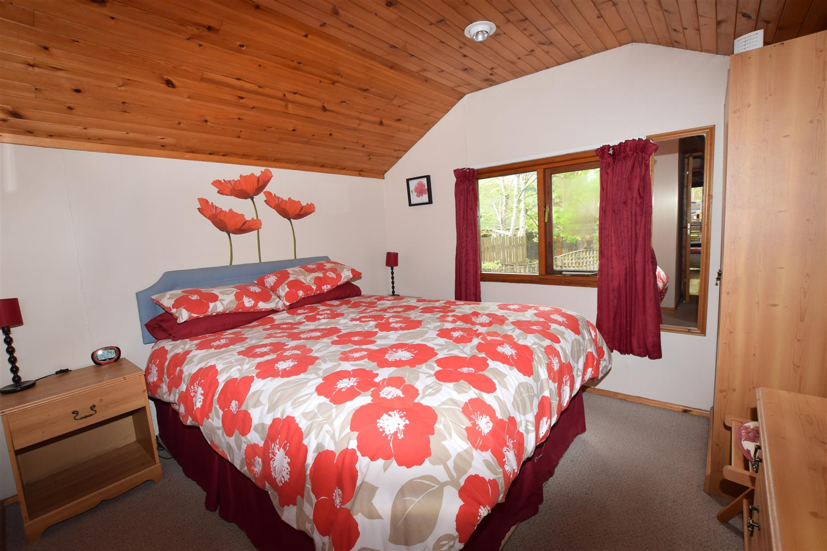 Poppy Lodge, Invertilt Road, Rivertilt Holiday Park, Blair Atholl, Perthshire, PH18 5TE, UK
